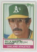 Billy Martin [EX to NM]