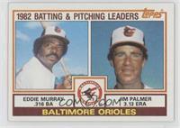Eddie Murray, Jim Palmer