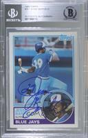 Jesse Barfield [BGS Authentic]