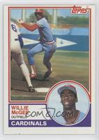 Willie McGee