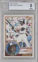Eddie Murray [BGS 8 NM‑MT]