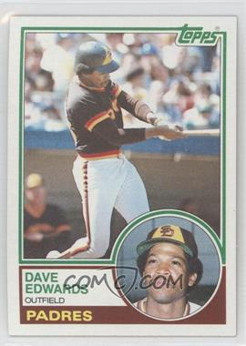 1983 Topps - [Base] #94 - Dave Edwards