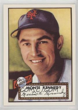 1983 Topps 1952 Reprint Series - [Base] #124 - Monte Kennedy