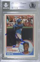 Darryl Strawberry [BAS Certified Encased by BGS]