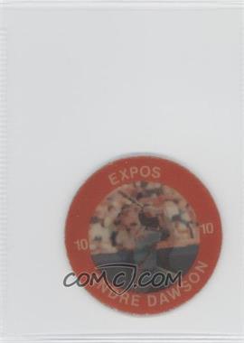 1984 7 Eleven Slurpee Super Star Sports Coins - Central Region #I E - Andre Dawson