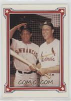The Pride of the National League Stan Musial