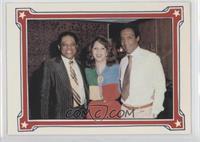 Willie Mays, Bill Cosby