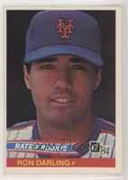 Ron Darling (No Card Number on Back) [EX to NM]
