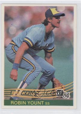 1984 Donruss - [Base] #48 - Robin Yount
