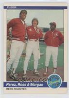 Tony Perez, Pete Rose, Joe Morgan