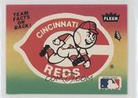 Cincinnati Reds (Logo; Red On Top)