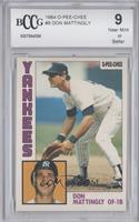 Don Mattingly [ENCASED]