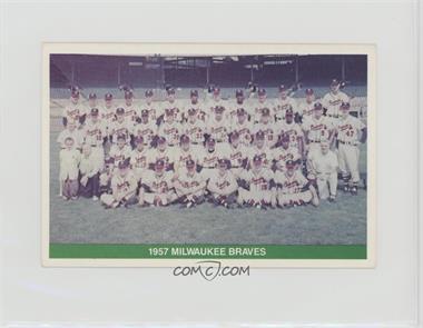 1984 TCMA - Greats [Base] #1984-22 - Fred Haney [Noted]