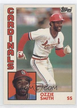 1984 Topps - [Base] - Box Set Collector's Edition (Tiffany) #130 - Ozzie Smith