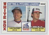 Carlton Fisk, Richard Dotson