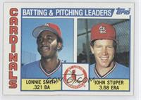 Lonnie Smith, John Stuper