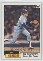 1983 Highlight - Dan Quisenberry