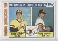 Terry Kennedy, Dave Dravecky