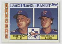 Buddy Bell, Rick Honeycutt
