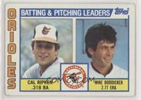 Cal Ripken Jr., Mike Boddicker [Poor]