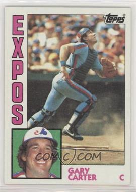 1984 Topps - [Base] #450 - Gary Carter
