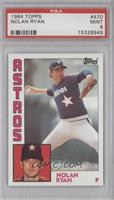 Nolan Ryan [PSA 9 MINT]