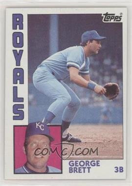 1984 Topps - [Base] #500 - George Brett