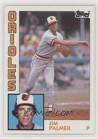 Jim Palmer (1979-83 Losses Not Printed in Stats)