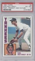 Don Mattingly [PSA 6 EX‑MT]