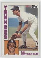 Don Mattingly [EX to NM]