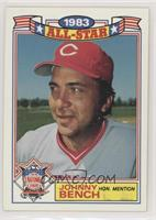 Johnny Bench [Noted]