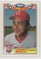 Johnny Bench [EX to NM]