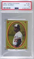 Eddie Murray [PSA 6 EX‑MT]
