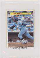 Hal McRae [Noted]