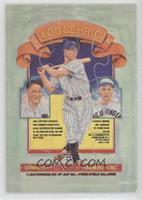 Lou Gehrig (Mini Puzzle)