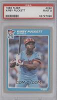 Kirby Puckett [PSA 9 MINT]