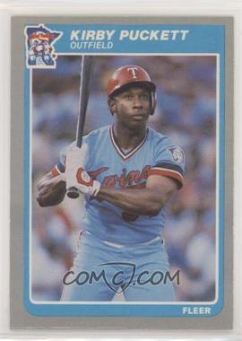 1985 Fleer Baseballcardpediacom