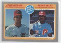 John Russell, Steve Jeltz