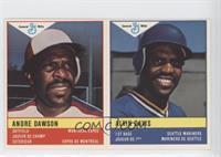Andre Dawson, Alvin Davis