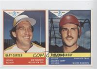 Gary Carter, Tom Brunansky