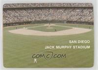 Jack Murphy Stadium-Checklist