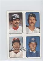 Tony Armas, Don Mattingly, Mark Langston, Mike Schmidt
