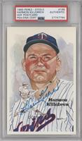 Harmon Killebrew /10000 [PSA/DNA Certified Auto]