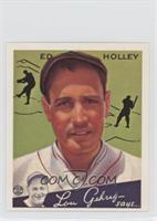 Ed Holley