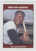 Willie McCovey (Red Color Back)