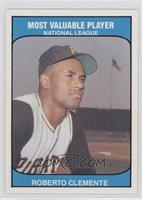 Roberto Clemente (Red Color Back)