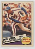 Record Breaker - Dwight Gooden