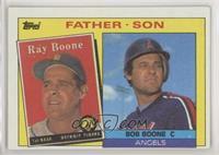 Father - Son - Bob Boone, Ray Boone [GoodtoVG‑EX]