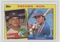 Father - Son - Bill Kunkel, Jeff Kunkel