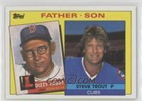 Father - Son - Steve Trout, Dizzy Trout